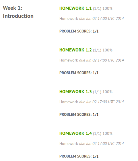 m101j mongodb for java developers homework answers week 2