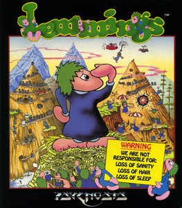 Lemmings Box