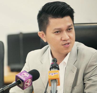 MCA Tidak Menentang Islam - Chong Sin Woon