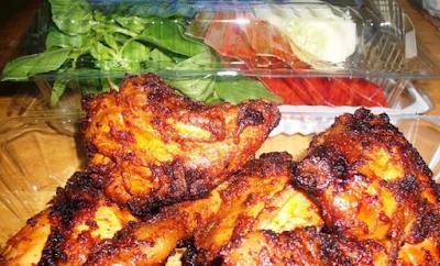 Ayam Panggang Tirto Moyo