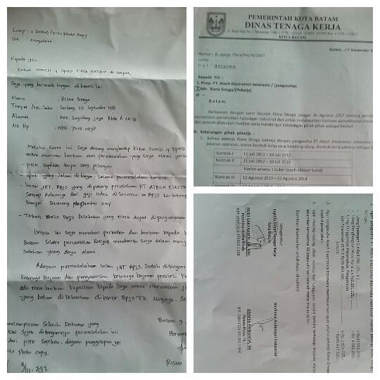 Contoh Membuat Surat Pengaduan Ilmusosial Id