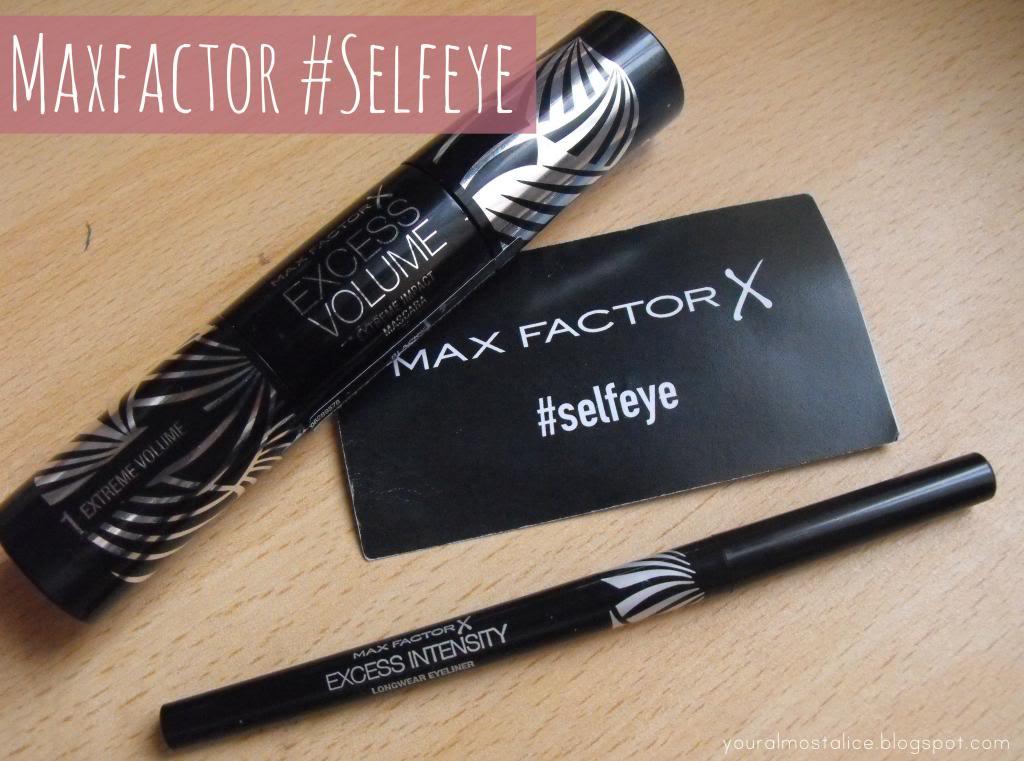 Max Factor #selfeye