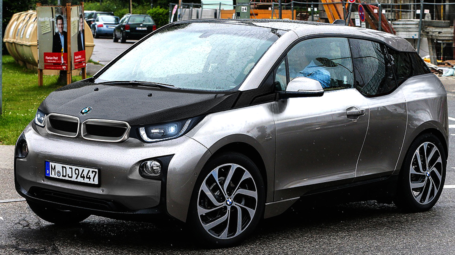 Bmw Group Canada Announces Price For The Bmw I3 Bmw Markham