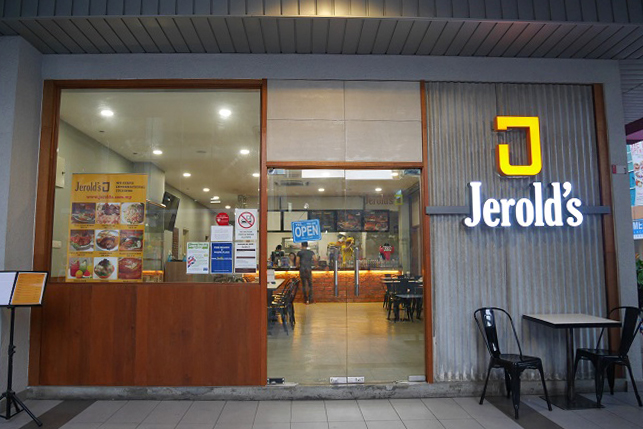 Jerolds restaurant ara damansara
