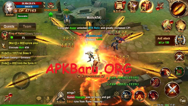 War Of Rings v3.18.4 Apk Full Release For Android