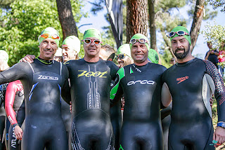 Triatlón Aranjuez Ecotrimad