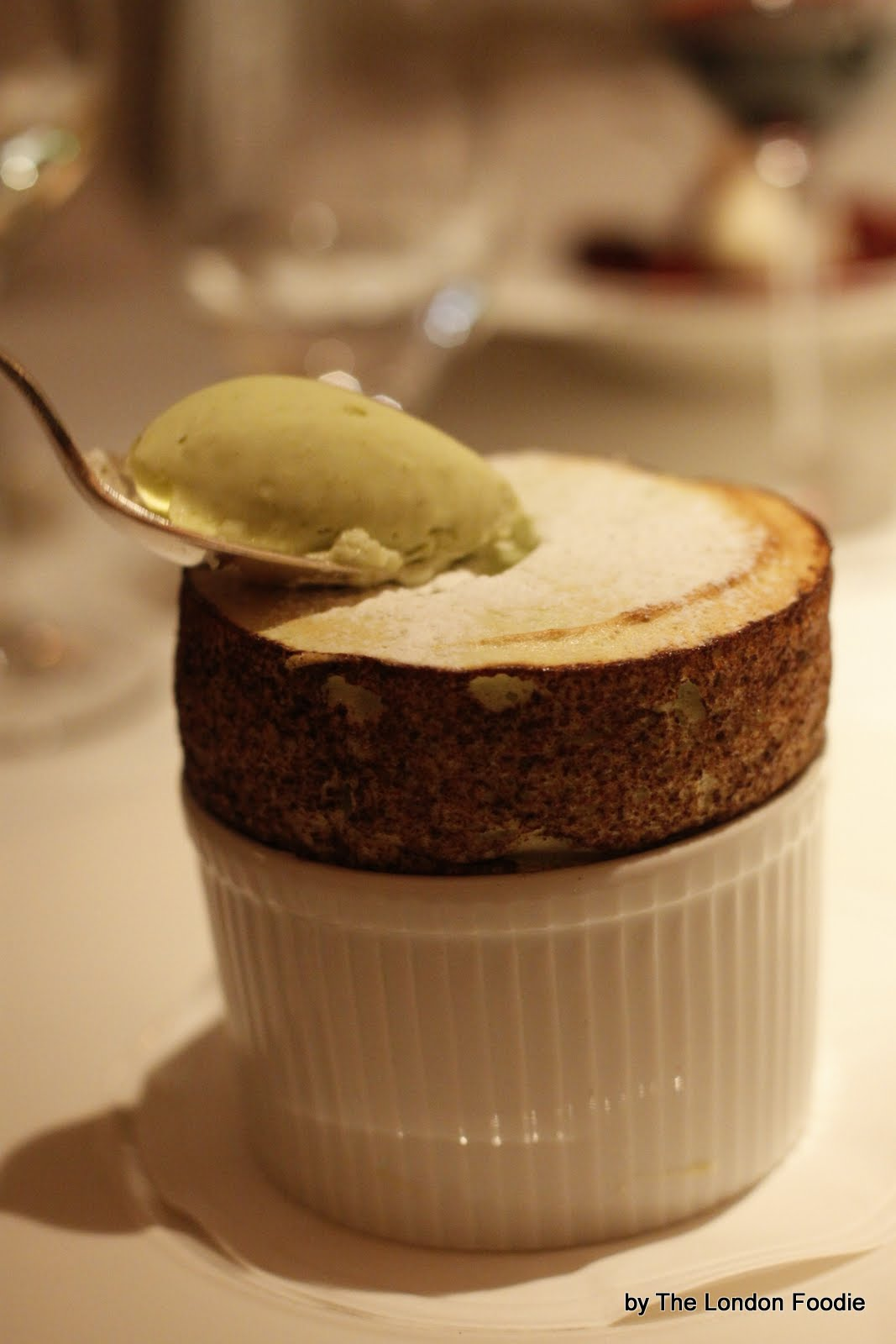 Souffle Restaurant London