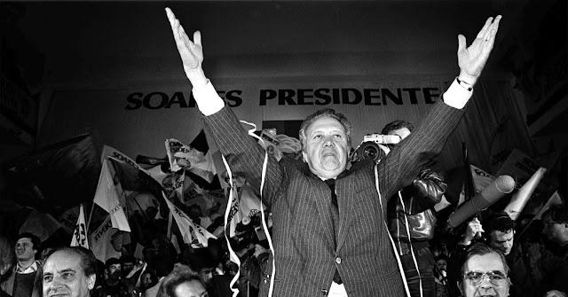 Mario Soares meninggal dunia