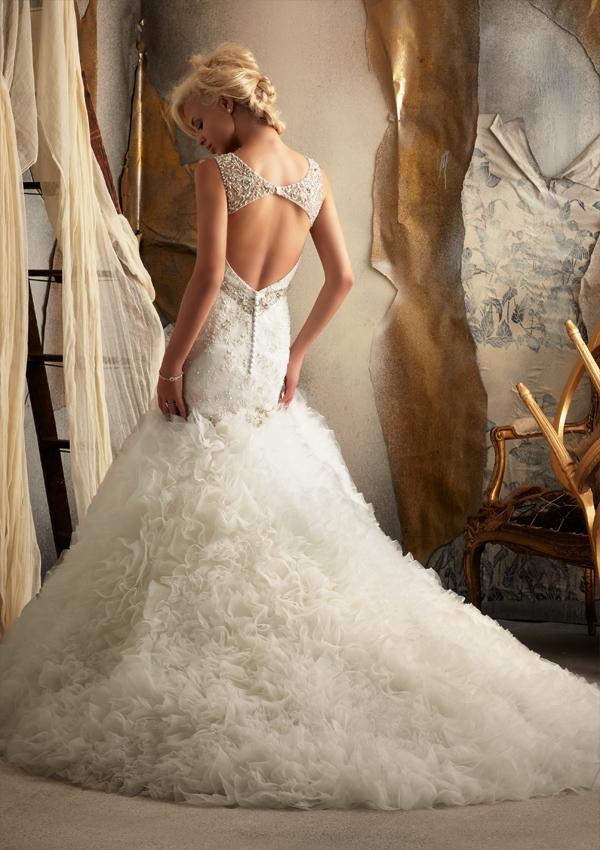 Southern Belle Wedding Dresses 2012