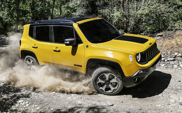 Jeep revela Renegade Trailhawk 2019; vídeo
