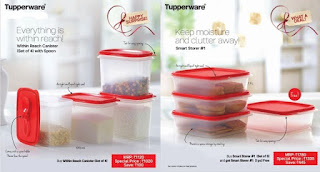Tupperware Smart storer
