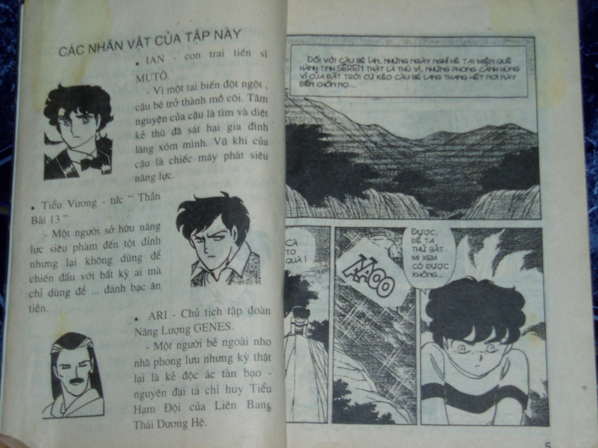 Siêu nhân Locke vol 14 trang 2