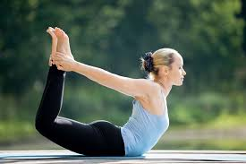 Dhanurasana-method, benefits and precaution.