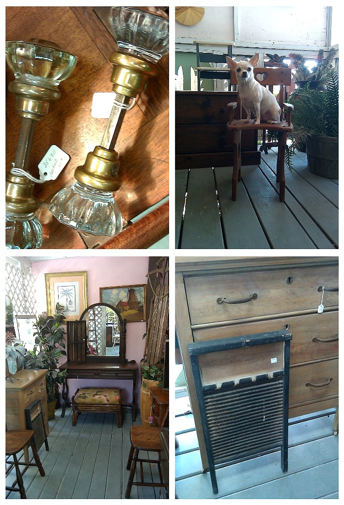 Focal Point Styling Unexpected Vintage Finds