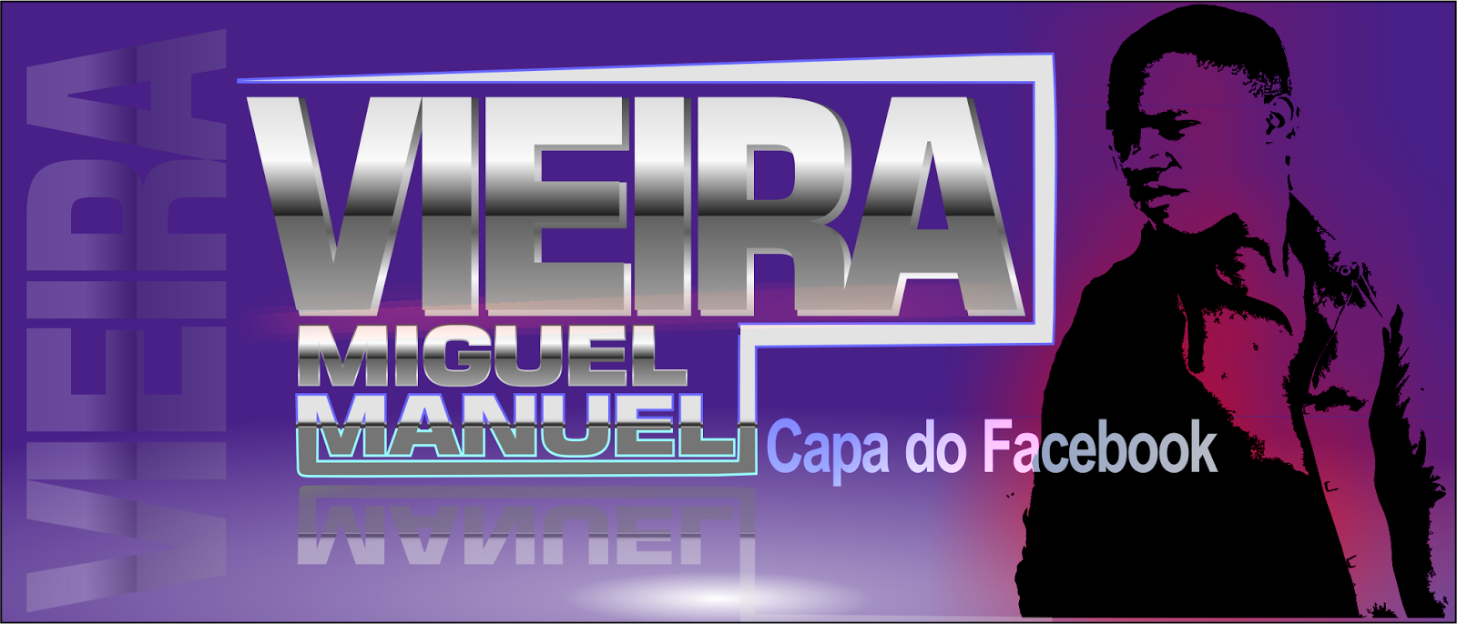 VIEIRA MIGUEL MANUEL - DESIGN - Capa do facebook