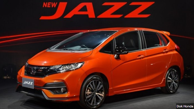 Honda Jazz Facelift Dipastikan Cium Aspal di Indonesia Tahun Ini