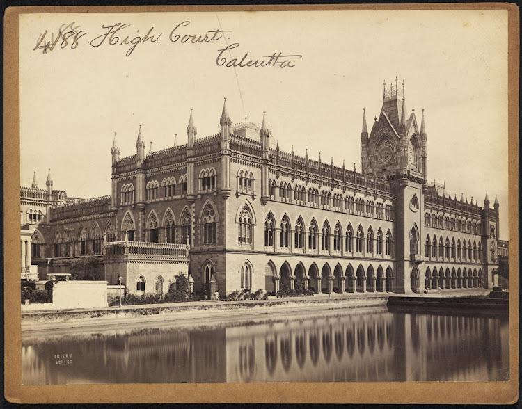 High Court of Calcutta (Kolkata) - Mid 19th Century