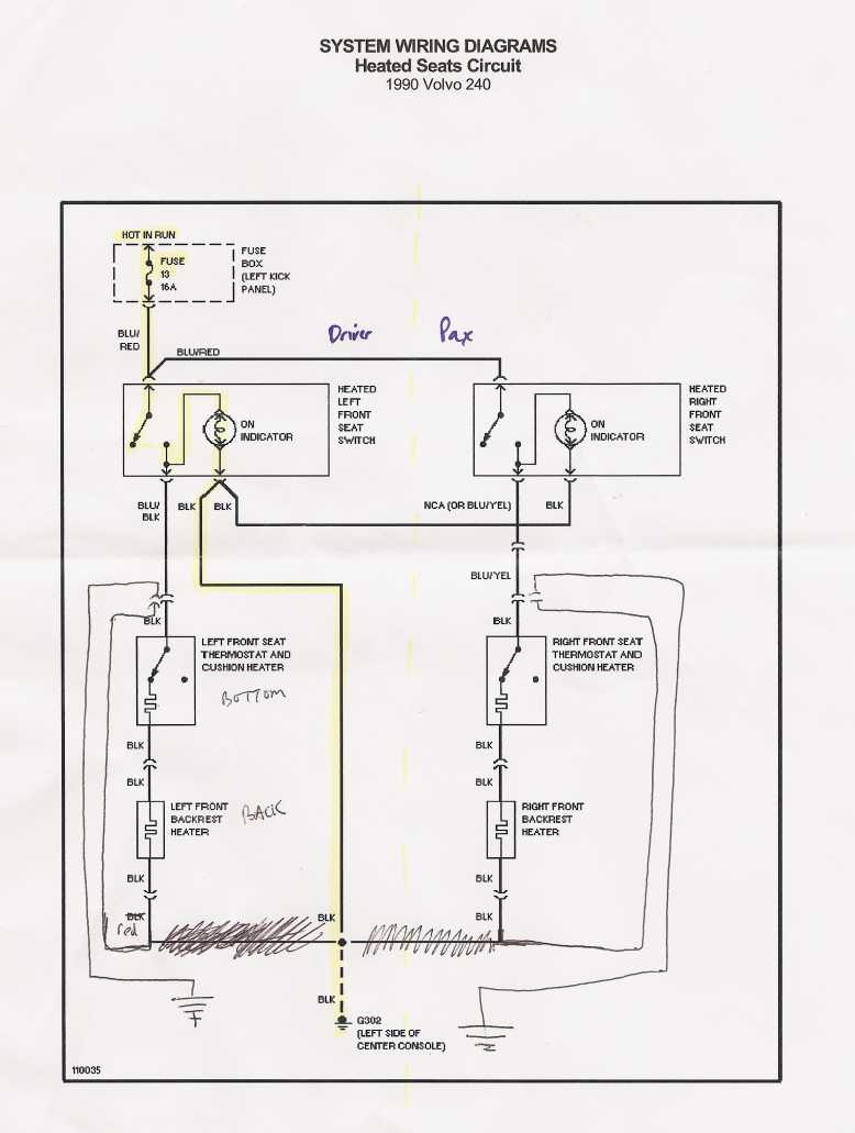 88 Volvo 240 Wiring Diagram Schematic Diagrams Buick Reatta Oil Cooler Firing