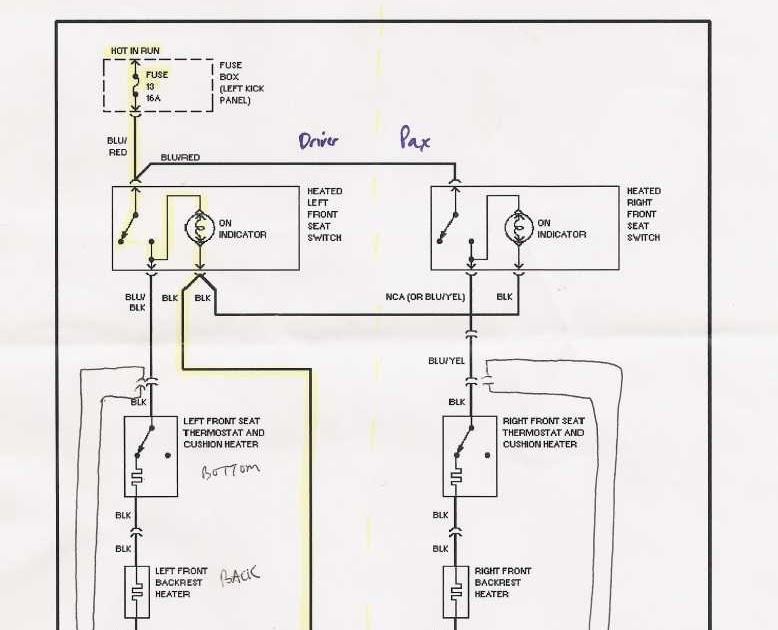 2003 Avalanche Heated Seats Wiring Diagrams Wire Auto