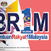 TARIKH PEMBAYARAN BANTUAN RAKYAT 1MALAYSIA BRIM 2018