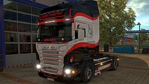 Scania RJL Gamma Skin