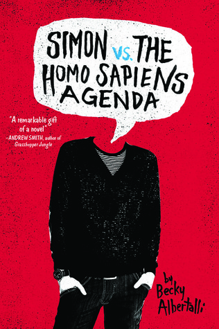 Simon vs. the Homo Sapiens Agenda book cover