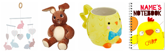 Northumberland mam easter gifts some alternatives to chocolate rabbit planter 1400 not on the high street negle Image collections