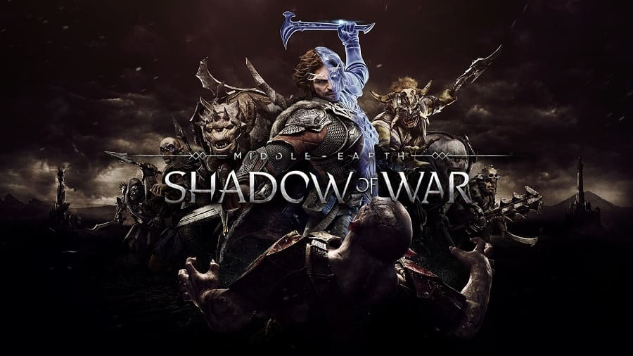 Jogo Middle-earth - Shadow of War crackeado PC para download torrent com crack