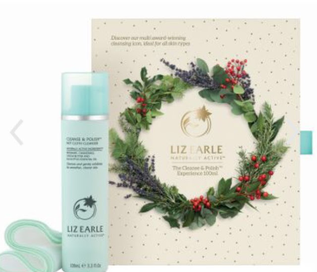 Liz Earle Cleanse & Polish Gift Set