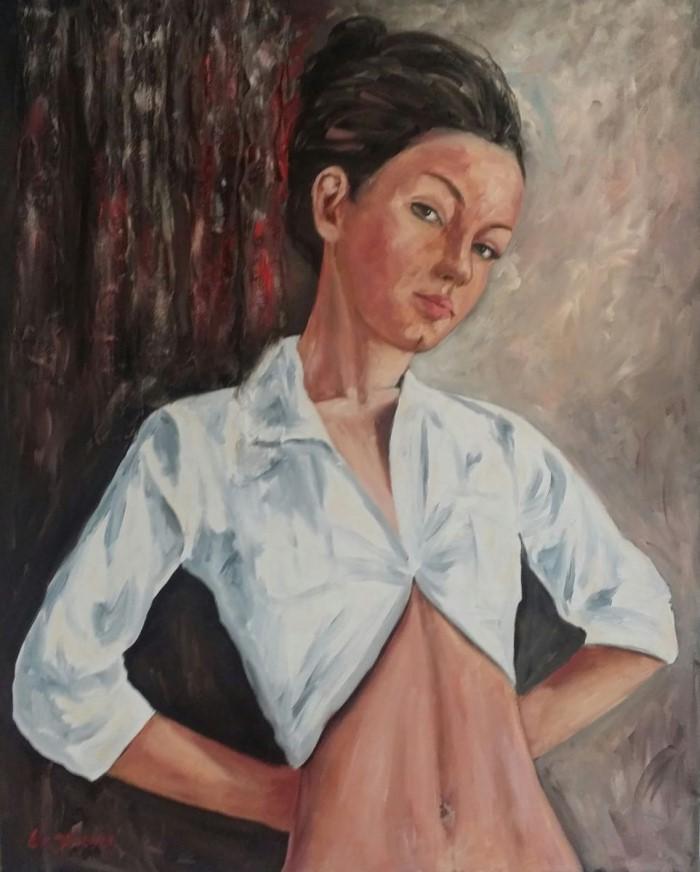 Разносторонний художник. Els Driesen