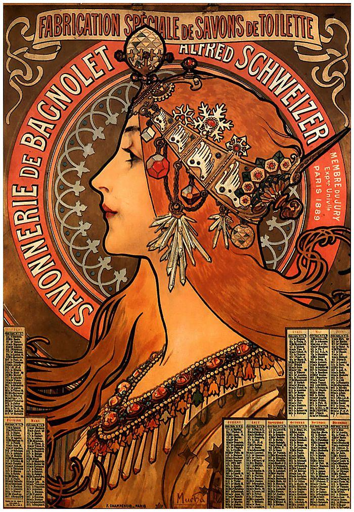 Art Nouveau Style: Art Nouveau Style
