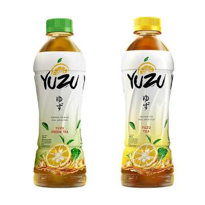 Produk Minuman Yang Menyehatkan Dari Yuzu