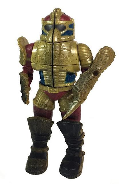 2001 Unproduced Manimals, Vortex, Star Brigade, KB Toys Exclusive, Prototype, 1994
