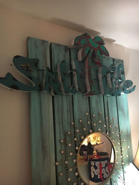 Salt Life decor