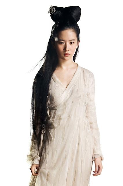 Chinese Ghost Story Nie Xiaoqian Crystal Liu Yifei