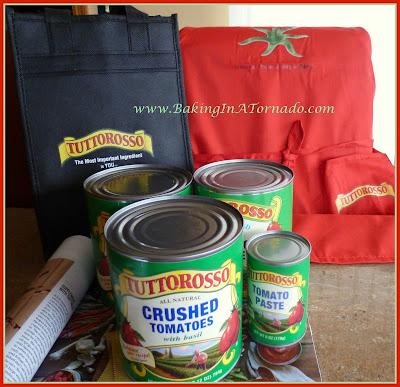 Tuttorosso Tomatoes gift box | www.BakingInATornado.com