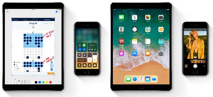 Daftar Lengkap Perangkat iPhone, iPad dan iPod Touch Yang Mendukung iOS 11