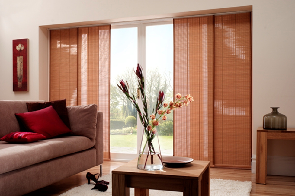 Home Priority Multi Purposes Of Curtain Drapes Sliding Glass Door