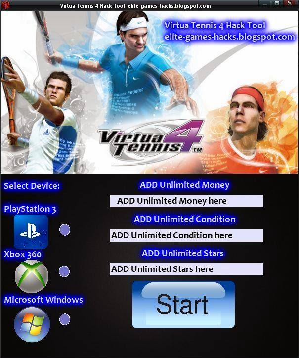Virtua tennis 4 скачать