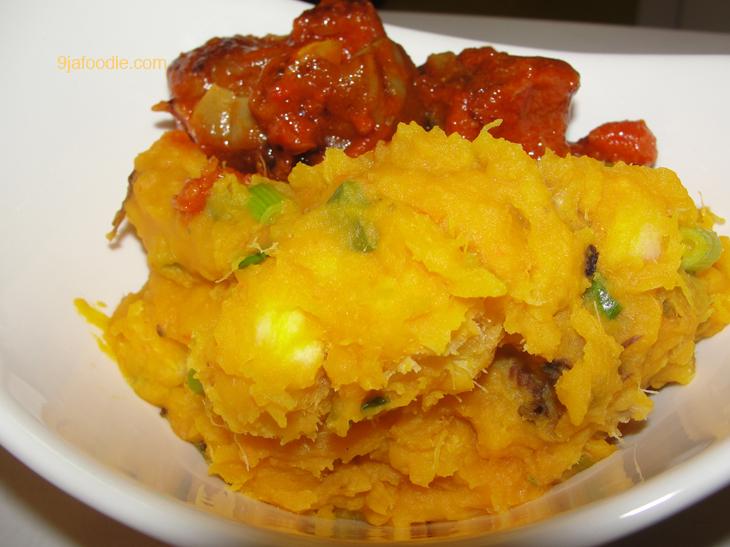 Modern African Cuisine: Yam Porridge Vs. Cocoyam Porridge