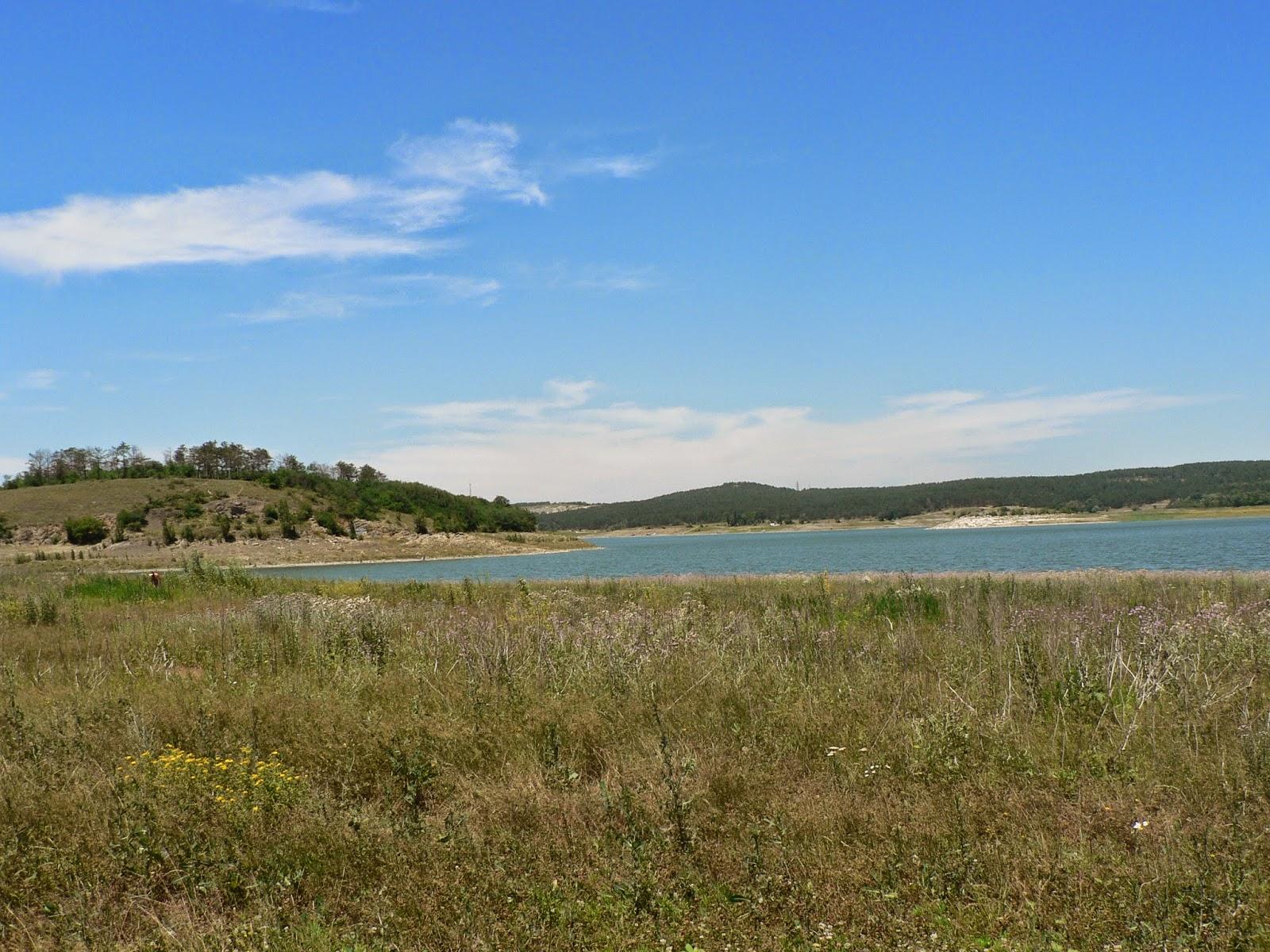 Салгирское-Водохранилище
