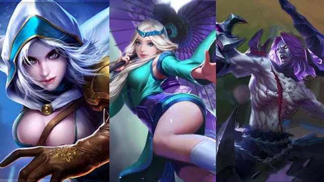 TOP 5 Hero Carry Mobile Legends Terkuat PerMusim