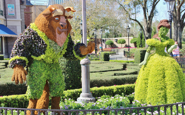 Disney's Flower and Garden Festival