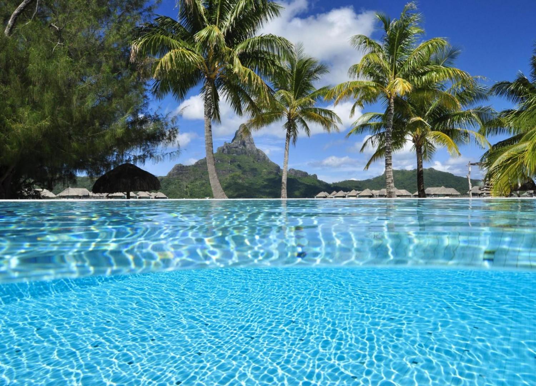 Fond d 39 cran t plage paradisiaque fonds d 39 cran hd - Image de plage paradisiaque ...