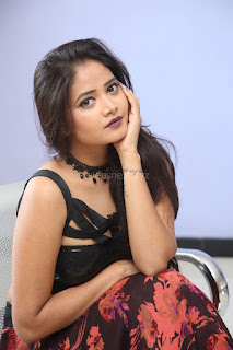 Shriya Vyas in a Tight Backless Sleeveless Crop top and Skirt 113.JPG