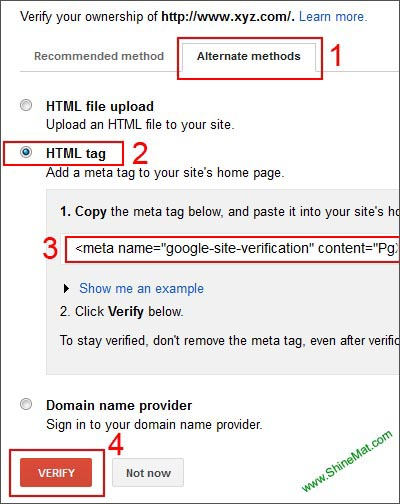 simple way to submit sitemap to google