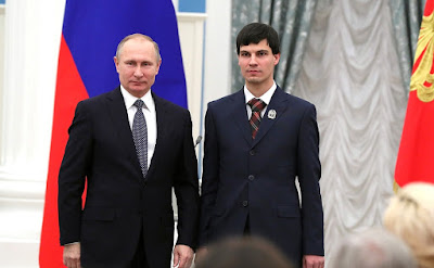 Vladimir Putin, Alexander Gaifullin.