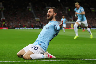 Highlight Man United 0-2 Man City, 25 April 2019