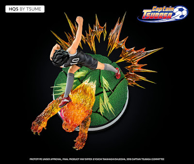 Figuras: Imágenes de la HQS Hyuga Kojiro: Tiger Shot de Captain Tsubasa - Tsume Art