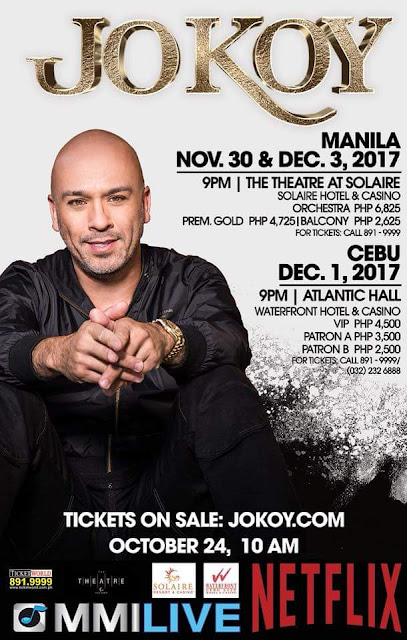 Get Ready for the Laugh of Your Life with Jo Koy in Manila and Cebu